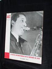 MAGAZINE JAZZ HOT N° 81  Octobre 1953 - ALIX COMBELLE STYLE CHICAGO