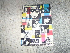 SIOUXIE AND THE BANSHEES CARTE POSTALE UK ONCE UPON A T