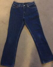 Ladies Tommy Jeans Size 7/30 Cotton