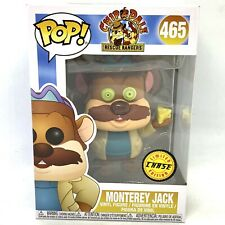Funko Pop! Chip N Dale Rescue Rangers 465 - Montery Jack Limited Edition CHASE