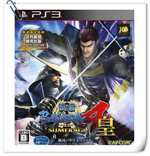PS3 Sengoku Basara 4 Sumeragi SONY PlayStation Beat 'em Up Games CAPCOM BEST