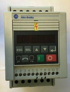 ALLEN BRADLEY 160-BA04NSF1 FREQUENCY DRIVE  SER.C ANALOG S.F.