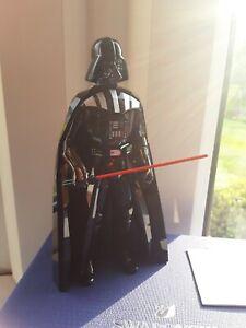 Swarovski Star Wars Darth Vader Crystal Sculpture 5379499 MIB