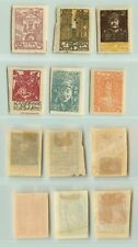 Central Lithuania 1920 SC 23-28 mint . rta378
