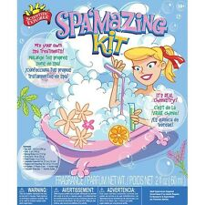 SPA'MAZING - MIX YOUR OWN SPA TREATMENTS KIDS BEAUTY & CHEMISTRY SCIENCE KIT
