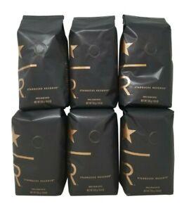 Starbucks Costa Rica Naranjo Whole Bean Coffee 8.8 OZ Each - 6 Pack Exp May 2021
