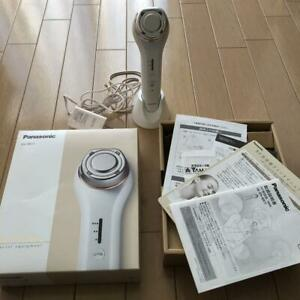 Panasonic EH-SR71-P RF Beauty Facial Massager with Box Used Free Shipping
