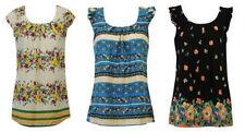 100% Cotton Vintage Tops & Blouses for Women