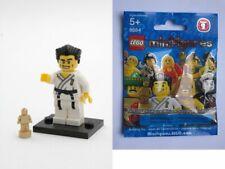 NEW NIP LEGO 8684 Series 2 SEALED KARATE MASTER Kid Minifigure Minifig Trophy