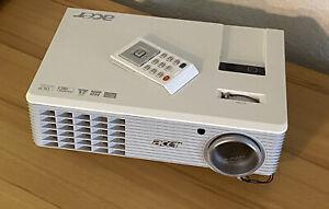 Acer H5360 Beamer DLP Projektor, Pixelfehler HD 3D Lampe 760h