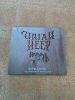 Uriah Heep - Revelations: the Uriah Heep Anthology - Uriah Heep CD YAVG The The