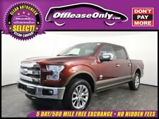 2015 Ford F-150 SuperCrew King Ranch EcooBoost 4X4