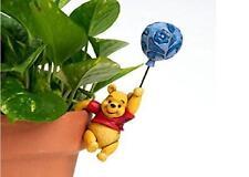 Jim Shore Garden Winnie Pooh Pot Hanger Disney Traditions 4016549
