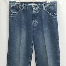 Tommy Hilfiger Medium Wash Boyfriend Jeans Size 6 Long 34 Inseam