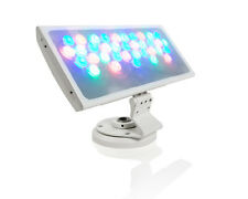 Color Kinetics 116-000025-00 White ColorBlast 12 LED Fixture with  22° B RGB