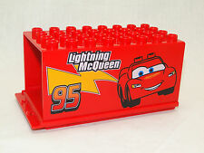 Lego Duplo Mack Truck Anhänger Aufbau Rot Cars