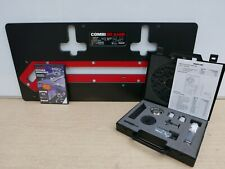 BRAND NEW TREND COMBI 640H KITCHEN WORKTOP INSERT JIG + CASE & ACCESSORY SET