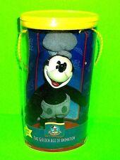 VINTAGE Walt Disney STEAMBOAT MICKEY MOUSE DOLL Plush Vinyl Face HOLLAND RARE!