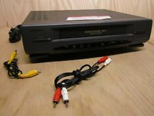Toshiba M-222 Quick Access Vhs Hq Vcr Player *Tested & Working*