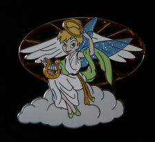 Disney Halloween Costume TINKERBELL as an ANGEL LE 250 Pin Stained Glass NOC
