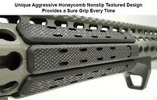 "UTG Low Profile Keymod Rail Panel Covers, 5.5"" Black, 7/Pack, NEW"