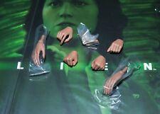 Hot Toys Alien Ellen Ripley x6 Hands & x4 Wrist Pegs 1/6 MMS366
