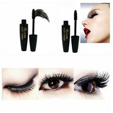 Black Waterproof Makeup Eyelash Long Curling Dense Mascara Eye Lashes Extension