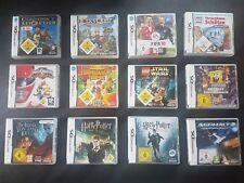 12 Nintendo DS Spiele