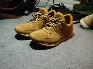 New Balance 574 Brown Trainers for Men