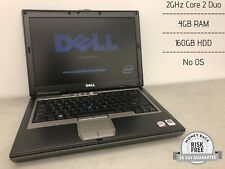 Dell Latitude D630 2GHz Core 2 Duo, 4GB RAM, 160GB HD, NO OS, TESTED WORKING