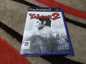 Yakuza 2 - Sega | UK PAL Sony Playstation 2 | New & Sealed