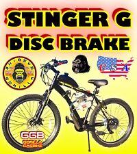 "66cc/80cc 2-Stroke Motorized Bike Kit And 26"" Disc Brake Mt Bike Complete Power"