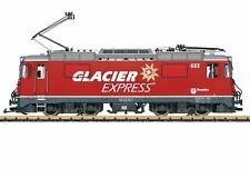 LGB 28446 Elektrolokomotive Ge 4/4 II der RhB Glacier Express Spur G Fabrikneu