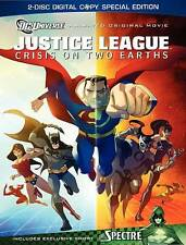New listing Justice League: Crisis on Two Earths [Two-Disc Special Edition]