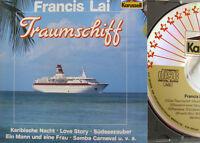 Francis Lai- Traumschiff- KARUSSELL WIE NEU