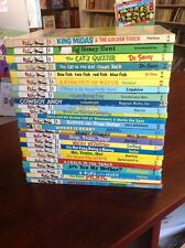 HUGE Lot of 25 DR. SEUSS/BEGINNER BOOKS Bright Early Reader ALL HC Glossy L2