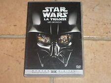 DVD STAR WARS / DVD BONUS qui Provient du coffret - Trilogie/ Comme NEUF