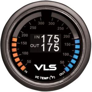Tanabe Revel VLS 52mm OLED Intercooler Dual Temperature Gauge