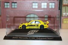 AMG Mercedes C 180 DTM' 94 Zakspeed-Team start-N. 15 in PC-Box (Herpa/hö/pc196