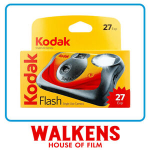 Kodak Flash 800 Disposable Camera - One Time Use Camera - Cheap AU Shipping!