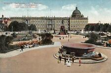 """antique german postcard Berlin"""" Berlin Lustgarten  """"3345"""""""