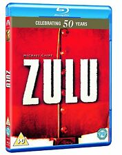 ZULU [Blu-ray Disc] Original British HD Remastered Release 1964 Classic Movie