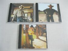George Strait Cd - 1995 - Compact Disc - Strait Out Of The Box - Disc's 1-2-3