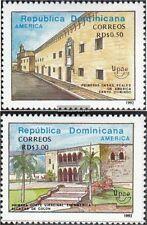 Dominikanische Republik 1660-1661 (kompl.Ausg.) postfrisch 1992 Christoph Kolumb