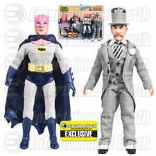 Batman Classic 1966 TV Series The Contaminated Cowl Batman vs. Mad Hatter 8-Inch