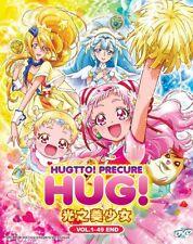 DVD Anime HUGTTO! Precure HUG! Complete TV Series (1-49) English Subtitle