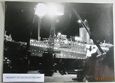 8X10 PICTURE OF THE TITANIC AS IT SITS IN ROSARITO MEXICO JAMES CAMERON IMG 4