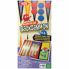 Backgammon Board Contemporary Manufacture Board & Traditional Games