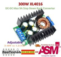 300W XL4016 DC-DC Max 9A Step Down 5-40V to 1.2-35V Adjustable Power Supply