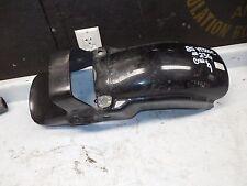 honda vt500c shadow 500 rear back fender tail piece black 1983 1986 1984 1985